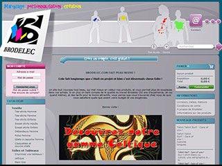 Brodelec, votre site de cadeaux personnalisés