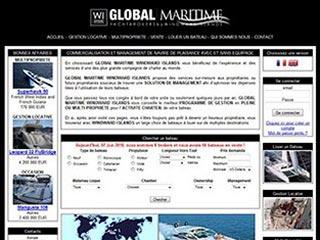 Gestion et vente de bateaux