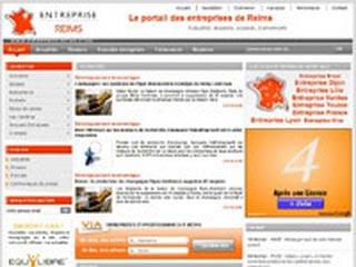Entreprise Reims, magazine des entreprises Rémoises