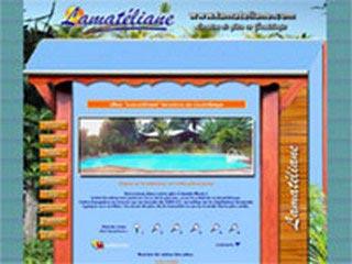 Lamatéliane, locations guadeloupe