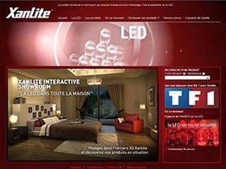 Xanlite, spécialiste de la LED