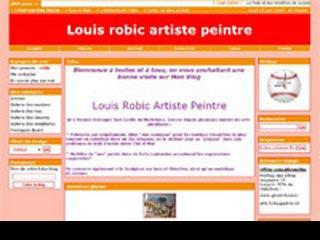 Louis Robic Artiste Peintre