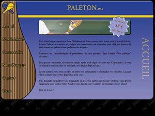 Paleton : Vente de baline pour la pelote basque
