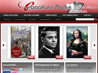 Ebook en poche, livres numériques et électroniques
