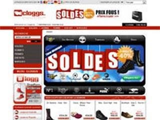 Cloggs : Chaussures, bottes et baskets de marques