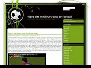 Video but foot, meilleurs buteurs du monde