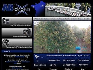 ABdrone, photo et vidéo aérienne par drone. lorient & paris