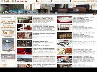 123Meuble, mobilier et du tissus haut de gamme