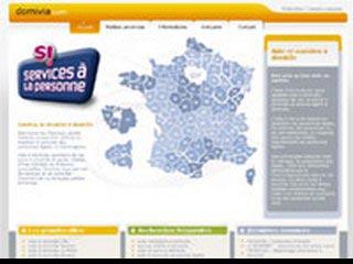 Domivia, aide à domicile en France