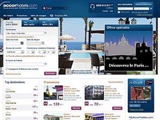 Accorhotels, réserver votre hôtel en ligne