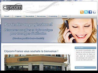 Citycom-France, agence de communication