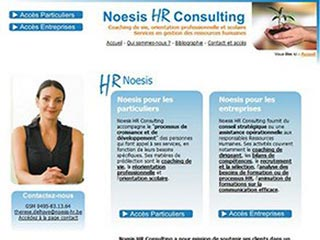 Noesis, conseil en orientation professionnelle