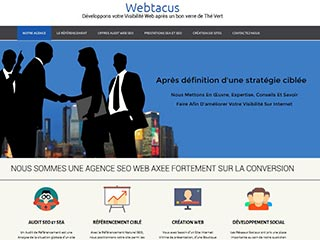 Webtacus agency