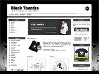 Black Toundra : Customs et Accessoires