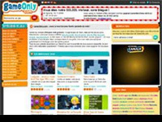 GameOnly : Jeux flash en ligne gratuits