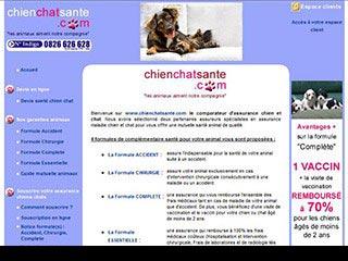 Chienchatsanté, assurance santé chien et chat