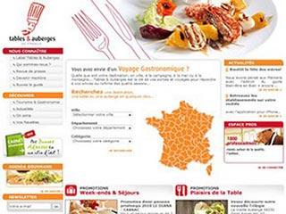 Tables et Auberges de France, voyage et gastronomie