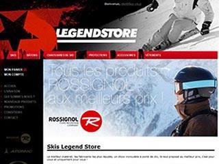Legend Store, boutique dédiée aux sports extrêmes