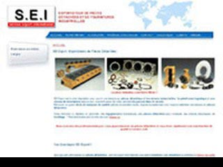 SEI Export : Fournisseurs de pièces détachées