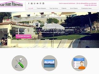 Azur Home Renovation | Votre expert en rénovation sur toute la Côte