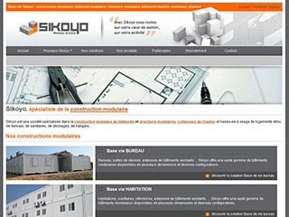 Sikoyo, spécialiste de la construction modulaire