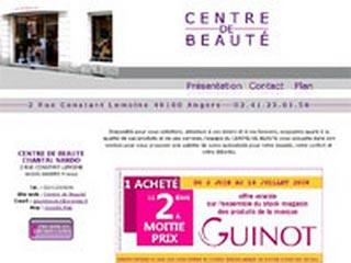 Centre de Beauté - Angers
