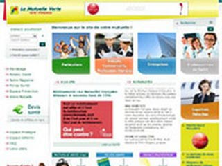 La Mutuelle Verte, devis santé en ligne