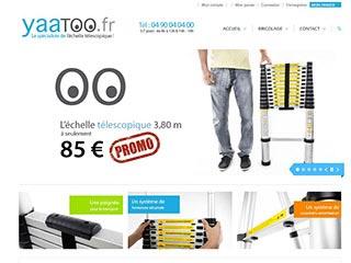 Yaatoo, la boutique en ligne pour votre outillage
