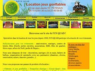 Toofun : Location aire de jeux, chateau et structure gonflable