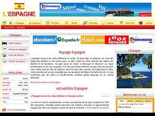 Voyage Espagne : conseil, séjour et vol à Madrid