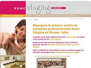 Home Staging Europe, centre de formation