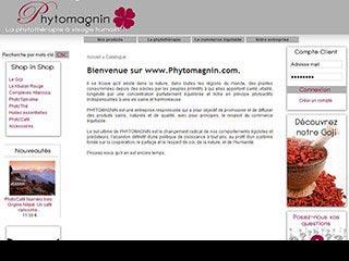 Phytomagnin: La phytothérapie à visage humain