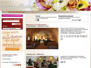 Trouver-Resto, partez à la découverte des restaurants en france
