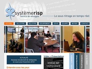 Système RISP sous-titrage en direct