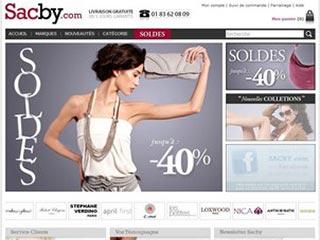 Sacby : Vente de sac à main, maroquinerie, accessoires