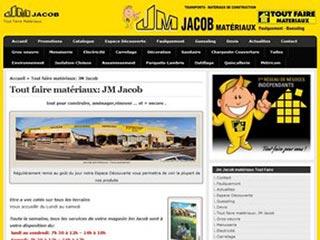 JM Jacob : Tout Faire Matériaux