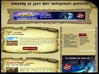 MMORPG et jeux MMO en français et gratuits