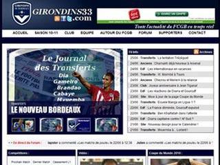 Girondins 33, toute l'actualité du FCGB en temps réel