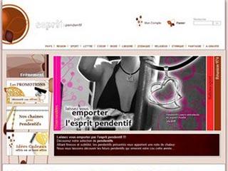Esprit Pendentif: Plus de 1000 pendentifs en stock