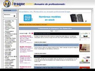 iTraque, l'annuaire gratuit des entreprises