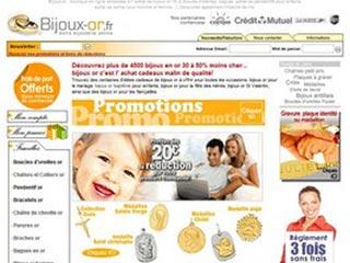 Bijoux Or, votre bijouterie online
