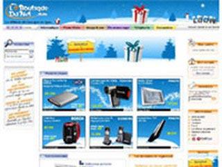 La boutique du net, vente de produits high-tech