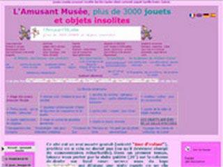 Amusant Musee, 3000 Jouets et objets insolites