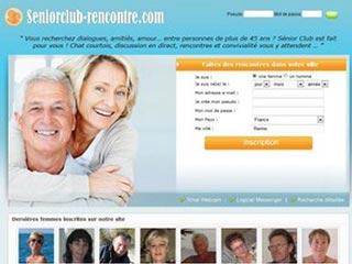 Senior Club Rencontre, site de rencontres pour séniors
