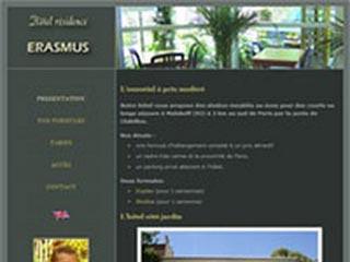 Hôtel Erasmus à Malakoff sur Paris