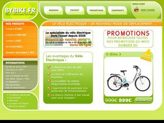 ByBike, le magasin du vélo électrique en France