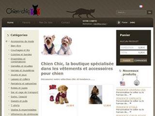 Chien-chic, manteau pour chien chic et tendance