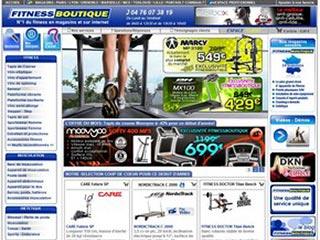Fitnessboutique, équipement et materiel de fitness