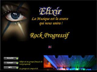 Elixir groupe, le site officiel