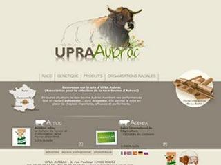 UPRA Aubrac, association pour la race bovine d'Aubrac